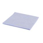 Huishouddoekjes blauw 38x40 cm. a10