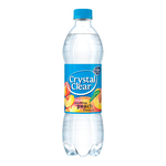 Crystal Clear peach pet 50 cl