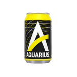 Aquarius wit lemon blik 33 cl