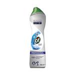 Cif schuurmiddel professional 750 ml.