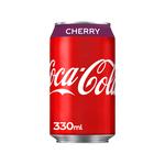 Coca Cola cherry blik 33 cl