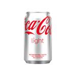 Coca Cola light blik 33 cl