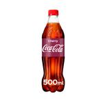 Coca Cola cherry pet 0.5 liter
