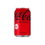 Coca Cola zero sugar blik 33 cl