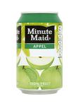 Minute Maid appelsap blik 33 cl