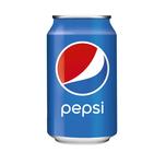 Pepsi Cola regular blik 33 cl