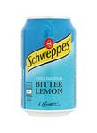 Schweppes bitter lemon blik 33 cl