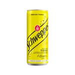 Schweppes indian tonic blik 33 cl