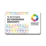 Webshop gift card a10