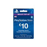 Playstation cadeaucard 10 euro