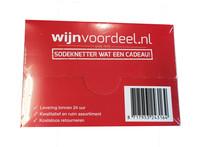 Wijnvoordeel.nl giftcard