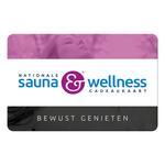 Sauna&wellness cadeaukaart + envelop