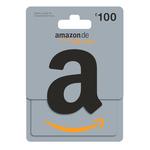 Amazon giftcard 100 euro