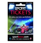 SportBoxx cadeaukaart