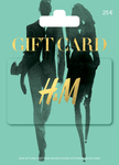 H&M giftcard 25 euro