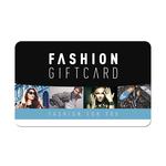 Fashion giftcard