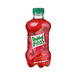 Dubbelfrisss framboos cranberry pet 27.5 cl