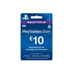 Sony playstation 10 euro