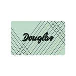 Douglas cadeaukaart met evelop