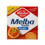 Melba toast krokant rond 110gr. a4