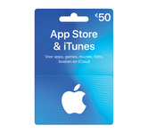 Giftcard Itunes 50 euro