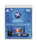 Sony entertainment network 50 euro a20