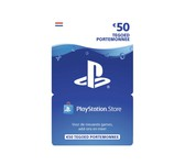 Playstation card 50 euro a20