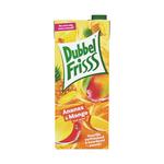 Dubbelfrisss ananas-mango pak 1.5ltr. a8