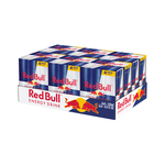 Red Bull blik 250 ml 4-pack