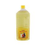 Fles arachide olie 3ltr.