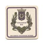 Venloosch wit bierviljtes 10 x 100 stuks