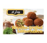 De Jong risotto truffel bitterbal 30 gr
