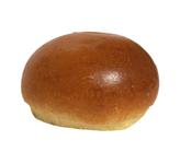 Glazed brioche bun 90 gram 11.5 centimeter