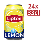 Lipton Ice Tea Lemon 24 x 0.33 liter