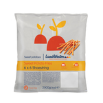 Lamb Weston sweet potato shoestring 6x6 2 kg LWF70