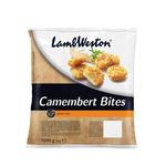 Lamb Weston camembert bites 1 kg LWA07
