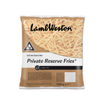 Lamb Weston private reserve frites extra fine 5 mm 1.5 kg