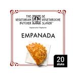 De Vegetarische Slager empanada 20 x 112 gram