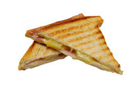 Niko's tosti ham / kaas wit