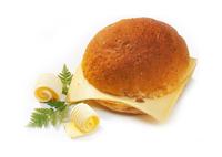 Kamstra broodje dubbel kaas bruin 75 gr
