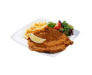 Klassiek koningsschnitzel 225 gr