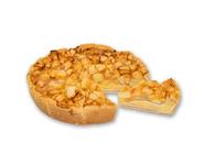 Creme grootmoeders appeltaart 2100 gr 12 punten