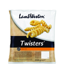 Lamb Weston naturel twister 2.5 kg