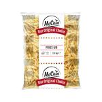 McCain frites julienne 1/4 6 mm 2.5 kg