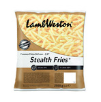 Lamb Weston stealth frites 9 mm 2.5 kilo lang warm 100% crispy