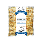 McCain tradistyle frites 2.5 kg
