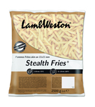 Lamb Weston stealth frites skin on 11x11 mm zak 2.5 kg