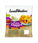 Lamb Weston potato dippers 2.5 kilo