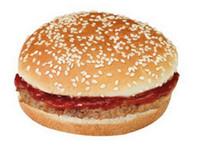 Pastridor hamburger bun sesam 50 gr