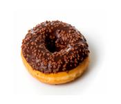 Schulstad donut chocolade 50 gr